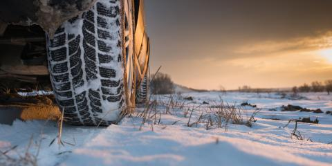 3 Reasons It's Crucial to Have Your Tires Checked During Winter, Superior, Wisconsin