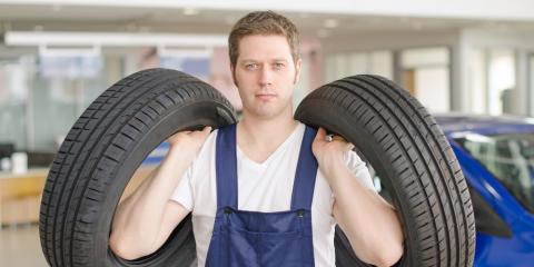 3 Clear Signs It's Time to Invest in New Tires, Long Beach, California
