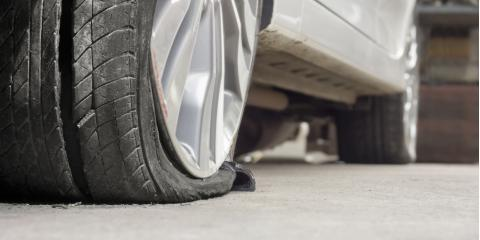 How to Stay Safe Through a Tire Blowout, Park Hills, Kentucky