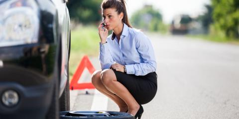 What Causes Flat Tires?, Wentzville, Missouri