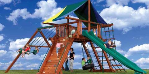 Choose Backyard Adventures' Peak Play Sets for Summer Fun!, 11, Louisiana