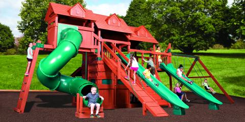 4 Reasons Your Child Should Have an Outdoor Play Set, Broken Arrow, Oklahoma