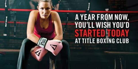 From the Big Screen to Boxing Styles: TITLE Boxing Club Will Help You Find Your Power, Littleton, Colorado