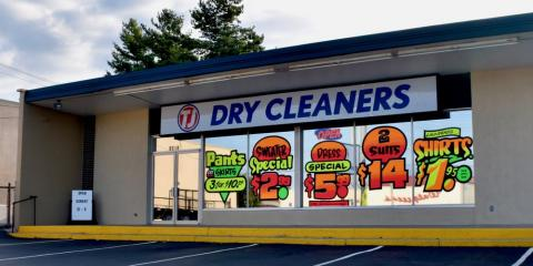 TJ Dry Cleaners, Dry Cleaners, Family and Kids, Cincinnati, Ohio