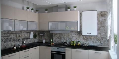 The 5 Best Ways To Match Backsplash Tile To Your Granite Countertop, Ham  Lake,