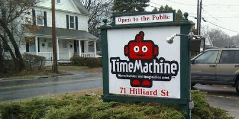 Time Machine Hobby, Toy Stores, Services, Manchester, Connecticut