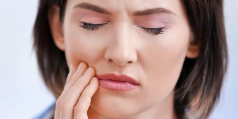 Dentists Explain Common Symptoms of TMJ/TMD, Lincoln, Nebraska
