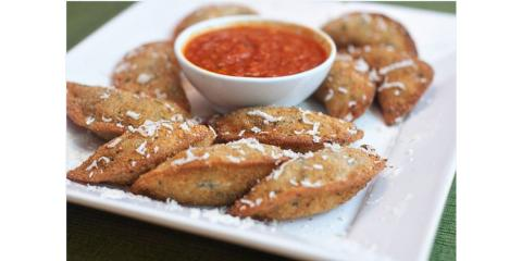 All You Can Eat Toasted Ravioli, Granite City, Illinois