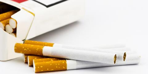 4 Dangerous Chemicals In Cigarettes, Bremerton, Washington