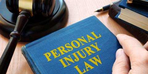 How to Put Together a Strong Personal Injury Case, Toccoa, Georgia