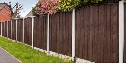 How to Pick the Right Fence Material for Your Home, Rock Creek, Georgia