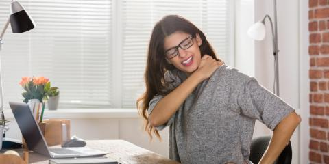 Neck Pain Relief: 3 Reasons Length & Frequency of Massage Matter, Charlottesville, Virginia