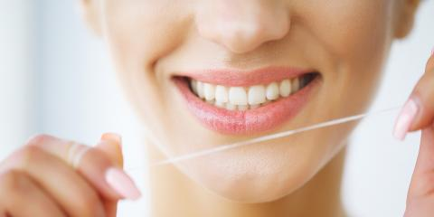 Dentist Discusses What Can Happen If You Don't Floss, Greenbrier, Arkansas