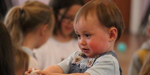 5 Preschool Ideas to Help Better Prepare Your Child, Lexington-Fayette Central, Kentucky