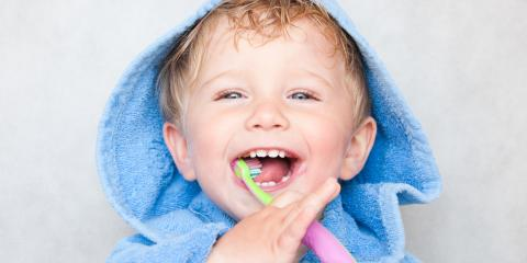 Fight cavities in kids with good, early habits, Manhattan, New York