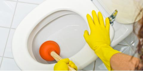 How to Tell if You Need to Call a Plumber for a Clogged Toilet, Levelland, Texas