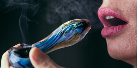 Spokane Marijuana Dispensary Discusses Artisan Glass Pipes, Airway Heights, Washington