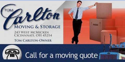 Carlton Movers, Moving Companies, Real Estate, Cincinnati, Ohio
