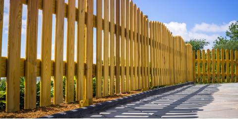 4 Maintenance Tips for Your New Wooden Fence, Tomah, Wisconsin