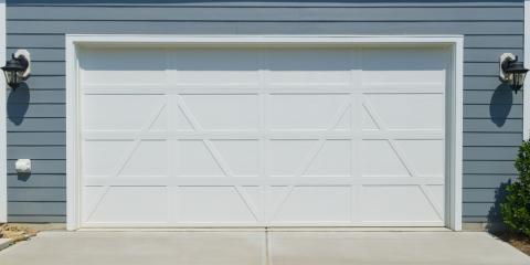 Garage Door Openers 101: Chain, Belt, & Screw Drive Differences, Tomah, Wisconsin