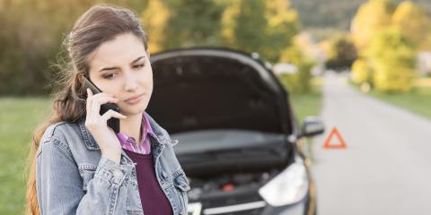5 Safety Tips While Waiting For Roadside Assistance, Oakdale, Wisconsin
