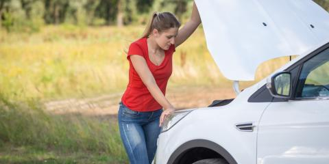 3 Common Auto Repairs Which Can Be Completed Roadside, Byron, Wisconsin