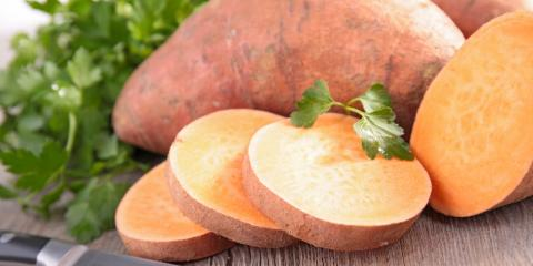 5 Reasons to Eat More Sweet Potatoes, Byron, Wisconsin