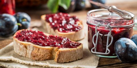 How to Make Jam Using Seasonal Fresh Fruit, Byron, Wisconsin