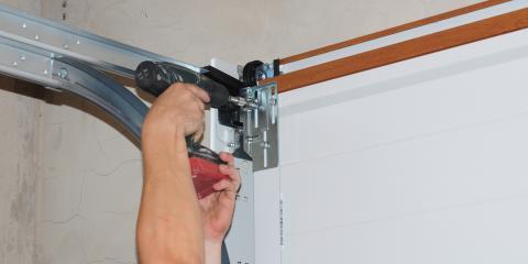 How Extension & Torsion Garage Door Springs Differ, Tomah, Wisconsin