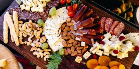 4 Steps to Making a Charcuterie Board, Byron, Wisconsin