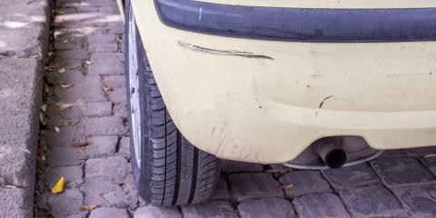 What Hitting the Curb Does to Your Tires & Car, La Grange, Wisconsin