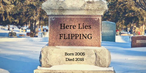 Is Flipping Dead?, Minneapolis, Minnesota