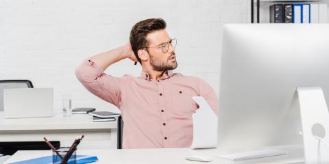 3 Helpful Stretching Exercises for Desk Jobs, Stone Mountain, Georgia