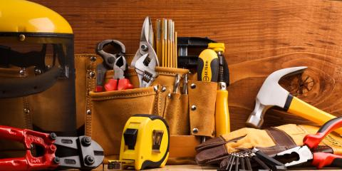 5 Essential Tools for Every Beginner's Toolbox, Canyon Lake, Texas
