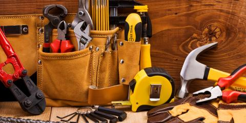 Essential Tools & Hardware You Should Have in Your Home, Port Aransas, Texas