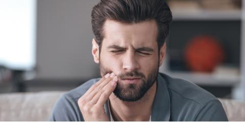 3 Ways to Temporarily Alleviate a Toothache, Richmond Hill, Georgia