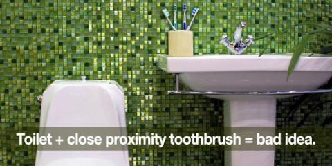Your Toothbrush Needs Love, Too!, Perry, Georgia