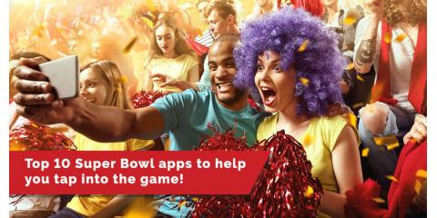 Top 10 Super Bowl Apps for Game Day, South Riding, Virginia