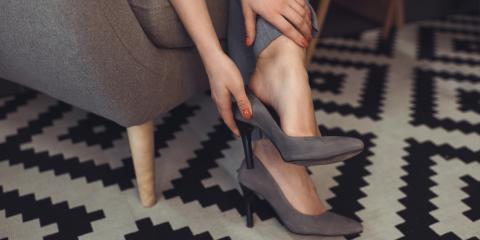 3 Footwear Mistakes to Avoid, Perinton, New York