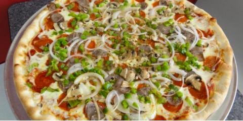 3 Essential Ingredients in the Best Pizza , Davidson, North Carolina