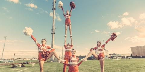 Top 3 Moves for New Competitive Cheerleaders to Learn , Penfield, New York