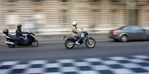 Top 3 Motorcycle Safety Tips to Remember on the Road, Fairfield, Ohio