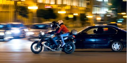 Top 5 Motorcycle Tips for Riding in Traffic , Fairfield, Ohio