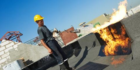 5 Benefits of Installing a Torch Down Roof, Anchorage, Alaska