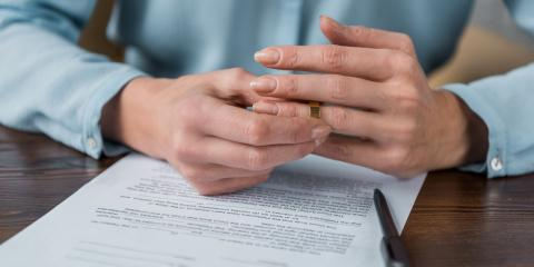 3 Mistakes to Avoid When Getting a Divorce, Torrington, Connecticut