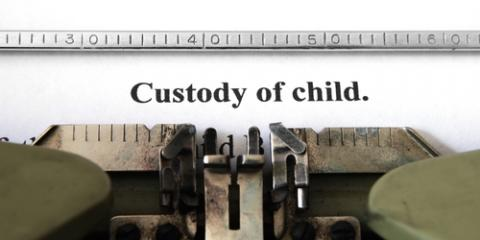 How Connecticut Family Law Courts Determine Child Custody, Torrington, Connecticut