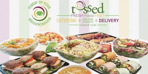 Tossed Loves Catering Events & Meetings in Boston!, Boston, Massachusetts