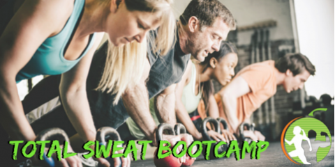 TOTAL SWEAT! BOOT CAMP - WEEKLY SESSIONS - $10, Maryland Heights, Missouri