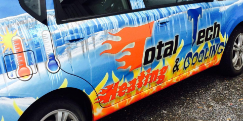 Total Tech, Air Conditioning Contractors, Services, Frankford, West Virginia