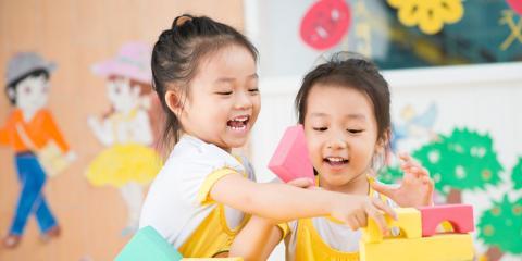 3 Ways Preschool Students Learn & Develop, Lexington-Fayette Central, Kentucky